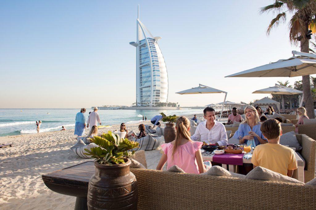 Dubai in November