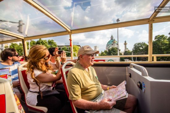 Explore the Vienna with the Hop-on Hop-off Bus