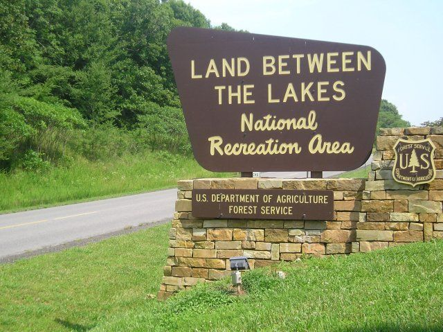National recreation area in Golden Pond, Kentucky, United States