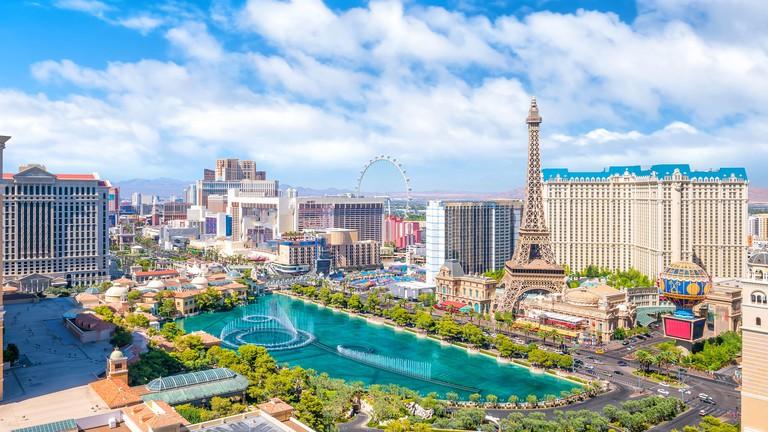 Las Vegas Weather in April