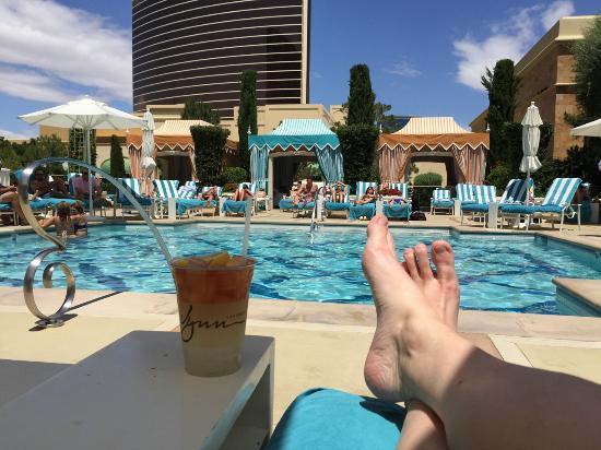 Las Vegas Weather in August