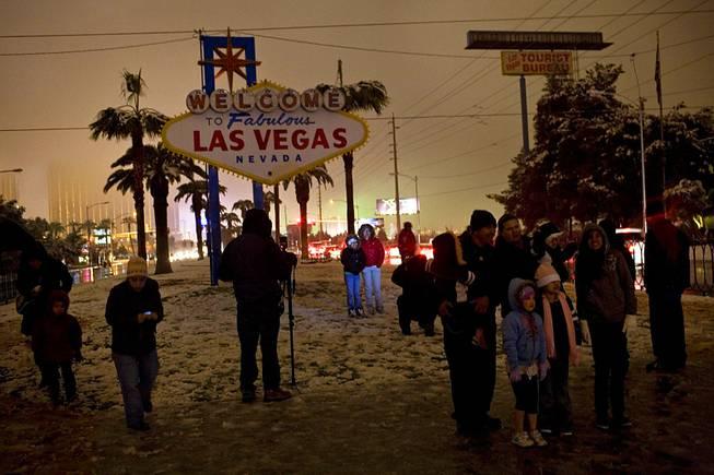 Las Vegas Weather in December