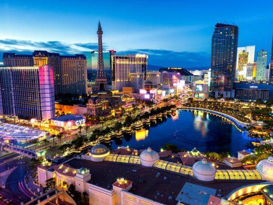 Las Vegas Weather in March