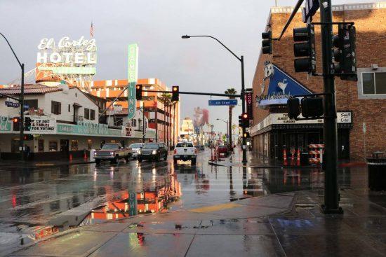 Las Vegas Weather in November
