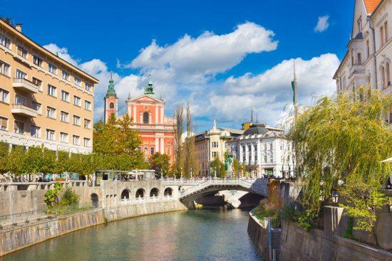 Ljubljana and Lake Bled