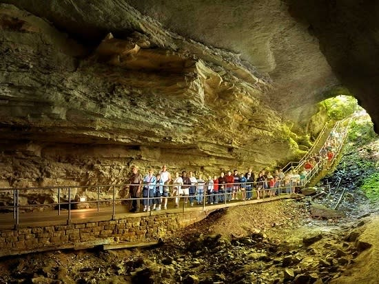Mammoth Cave, Tennessee