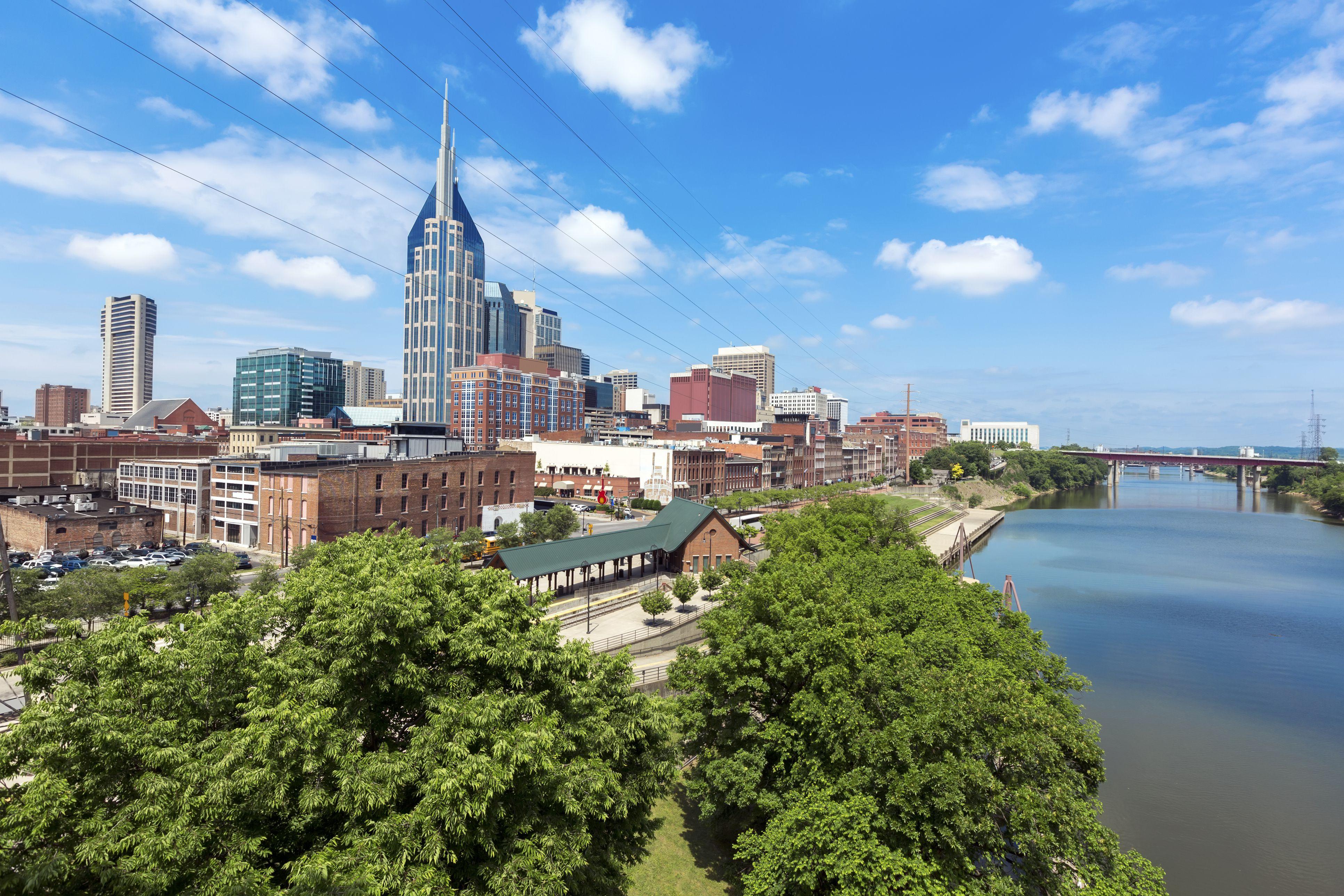 Nashville Weather in August