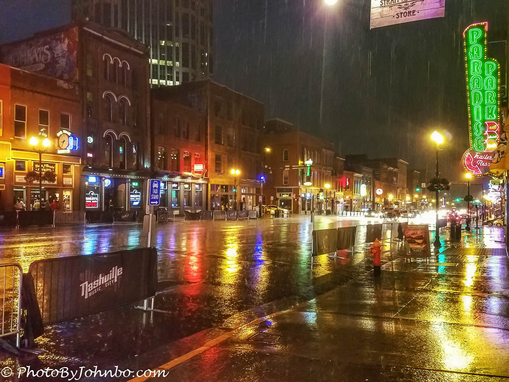 Nashville Weather in March