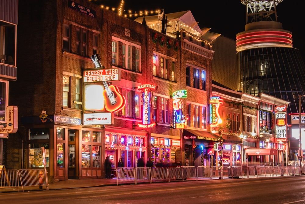 Nashville Weather in November