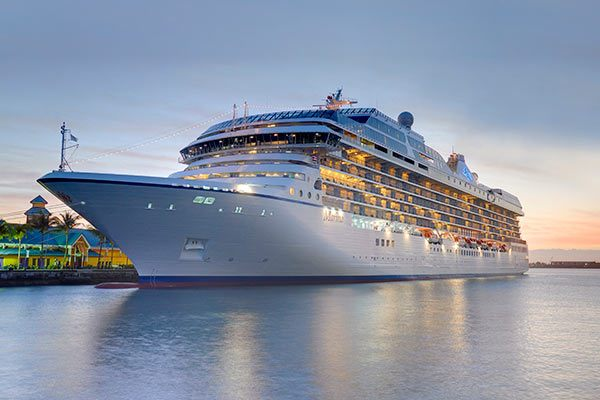 Oceania Marina Cruise