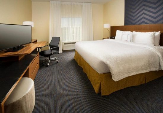 The Fairfield Inn & Suites by Marriott Nashville Downtown / The Gulch