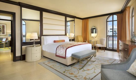 The Ritz-Carlton Abu Dhabi Grand Canal