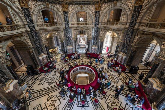 Visit the Kunsthistorisches Museum