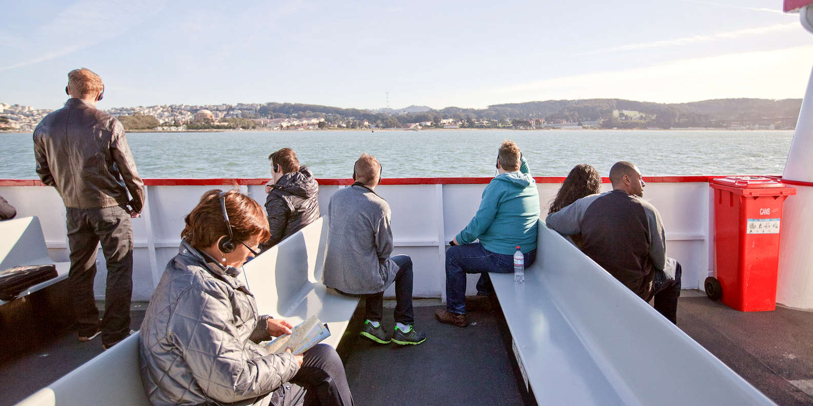 Bay Cruise to View the Golden Gate Bridge