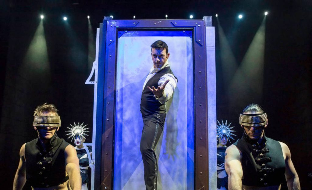 Best Magic Shows to See in Vegas