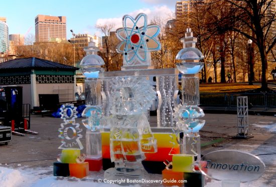 Boston weather in December