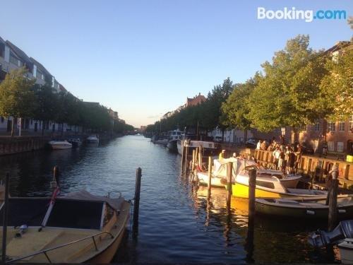 Canal View Copenhagen