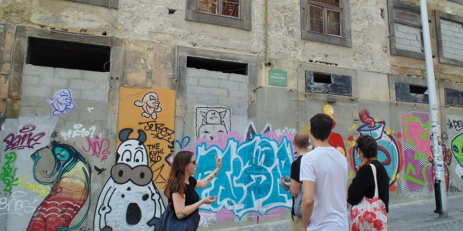 Check out all the Street Art