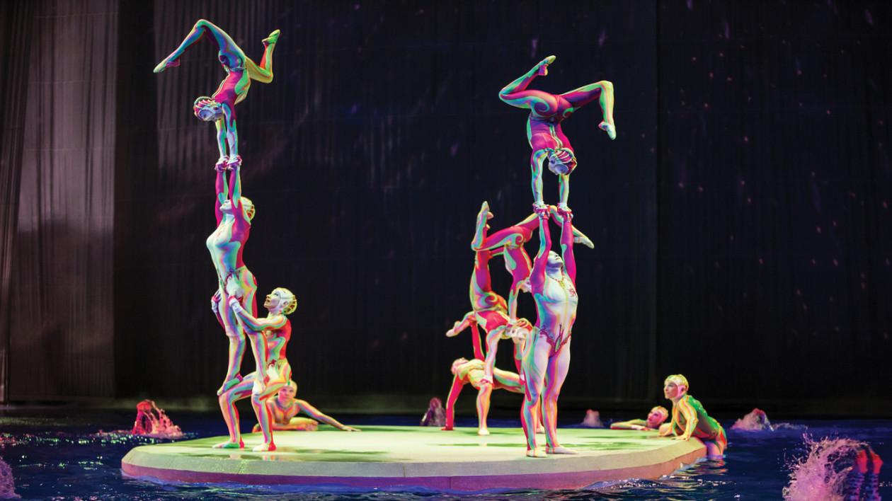 Circus and Acrobatics