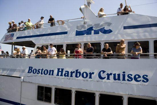 Cruise through the Harbors