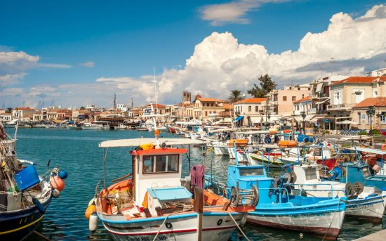 Cruise to the Saronic Islands