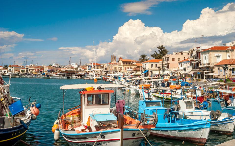 Cruise to the Saronic Islands