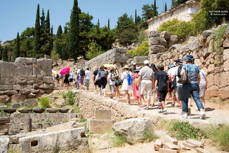 Day Trip to Delphi Archaeological Site