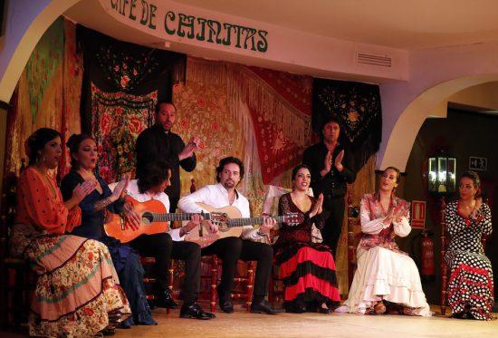 Dinner and Flamenco at Café de Chinitas