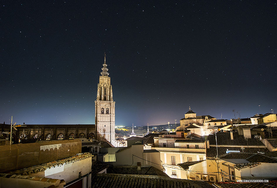 Discover Madrid by Night