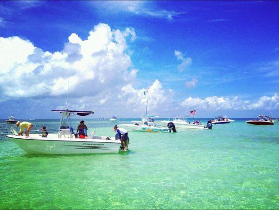 Elliot Key Beach www.floridakeys-guide.com