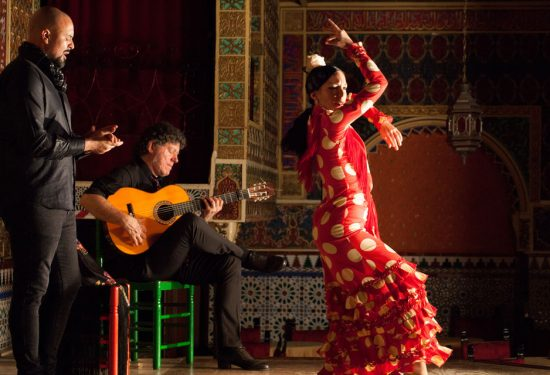 Enjoy a Flamenco Show