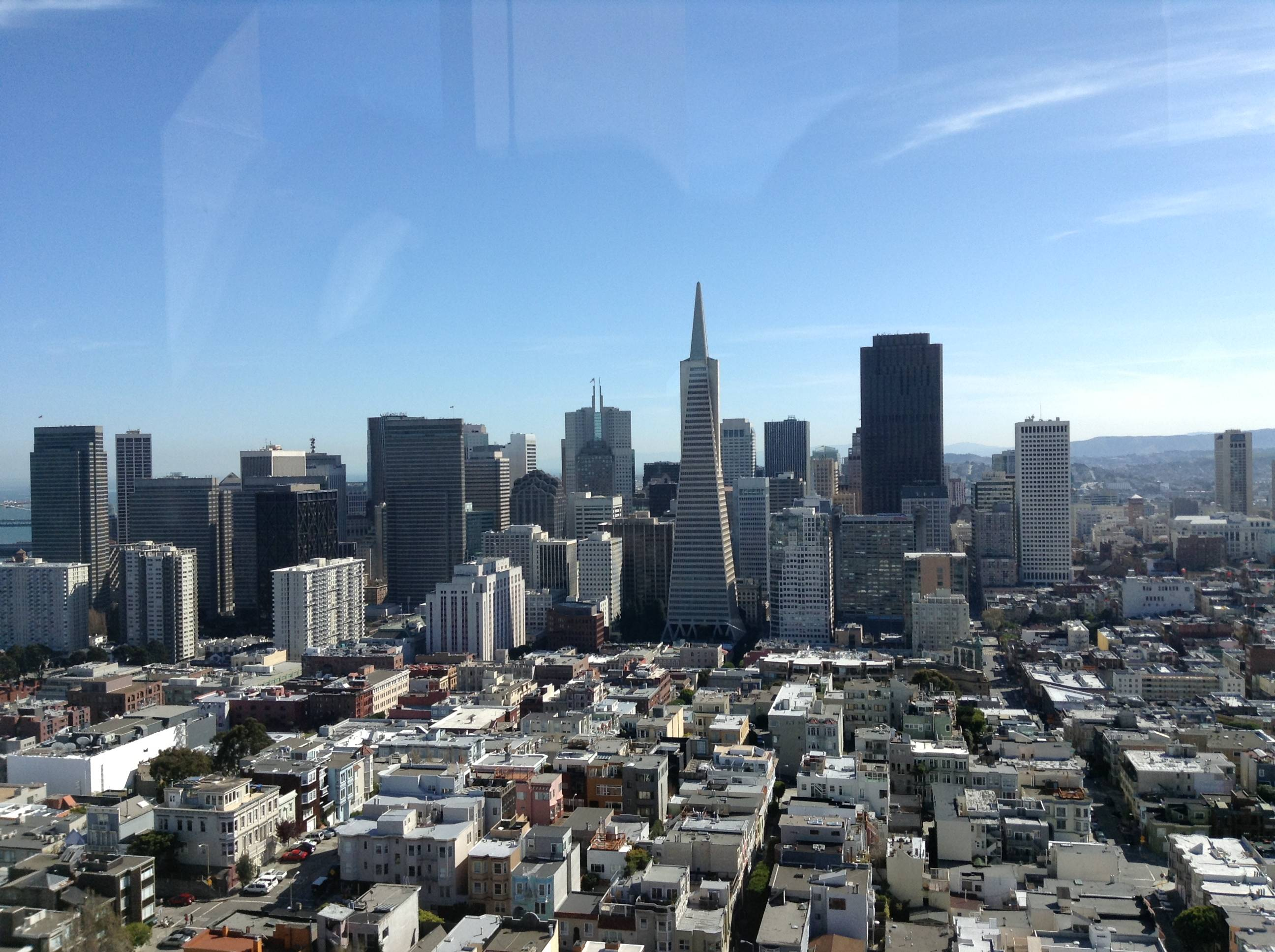 Enjoy the View from Coit Tower