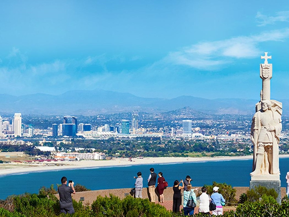 Enjoy the View from Point Loma