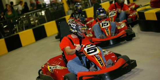 Experience America's Fastest Kart Race