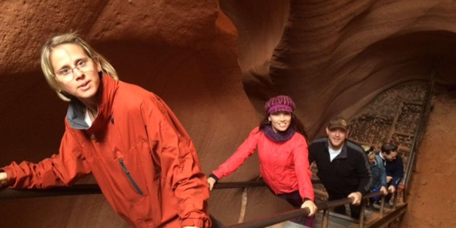 Explore Antelope Canyon