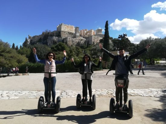 Explore Athens on a Segway Tour