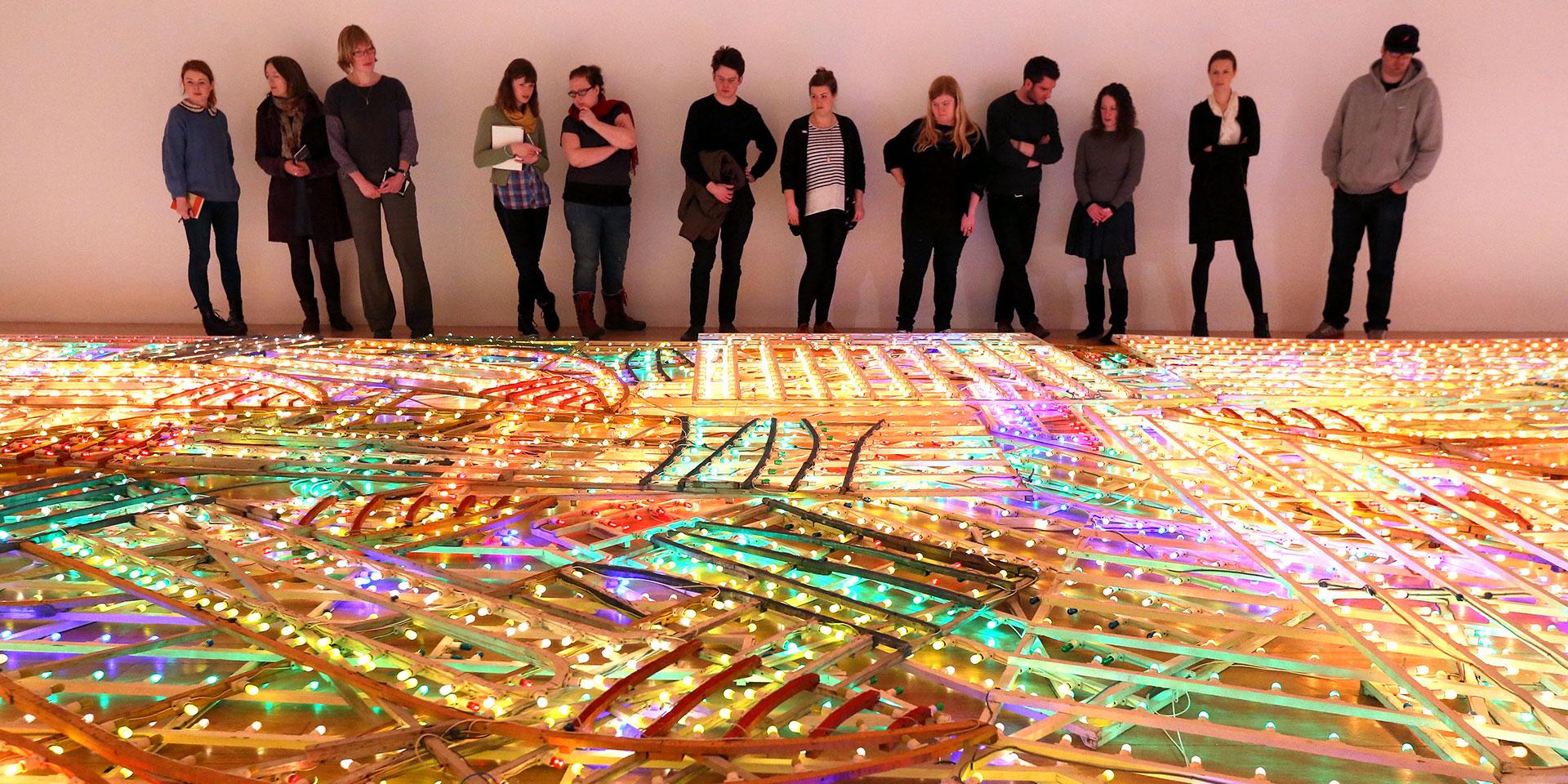 Explore the Art Scene in Summerhall