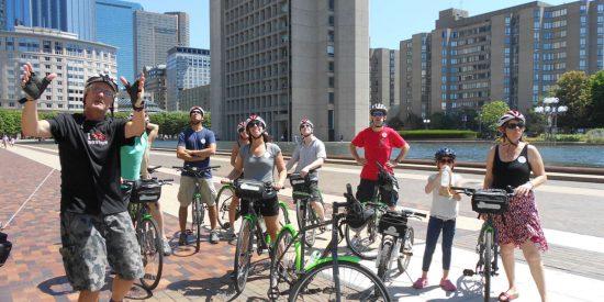 Explore the City on Bike