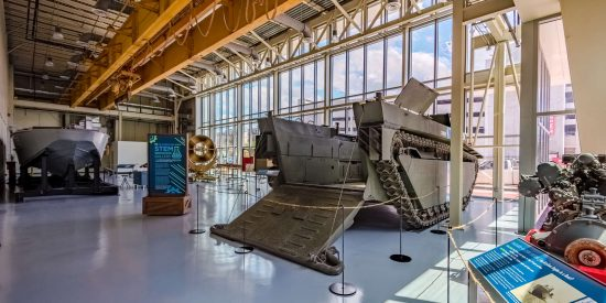 Explore the National WWII Museum