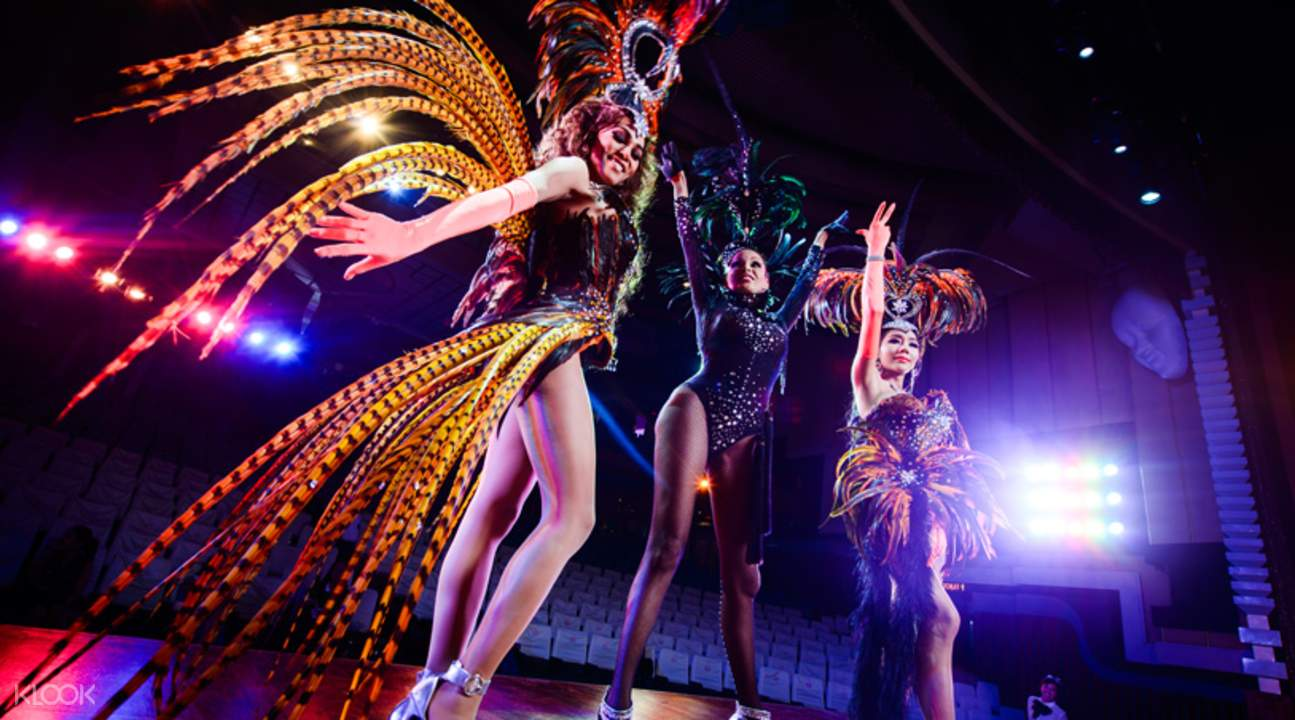 Fantastic Adult-Only Shows in Vegas