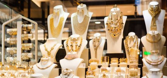 Find a Gold Trinket at the Madinat Zayed Gold Center