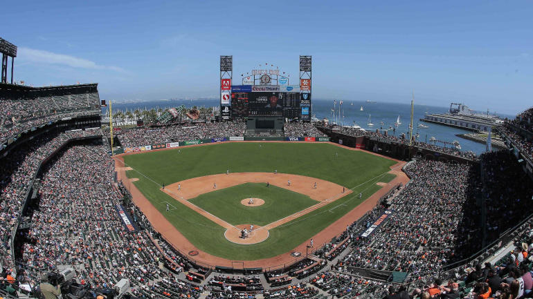 See a Game at Oracle Park