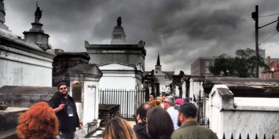 Get Spooked on a Cemetery Tour