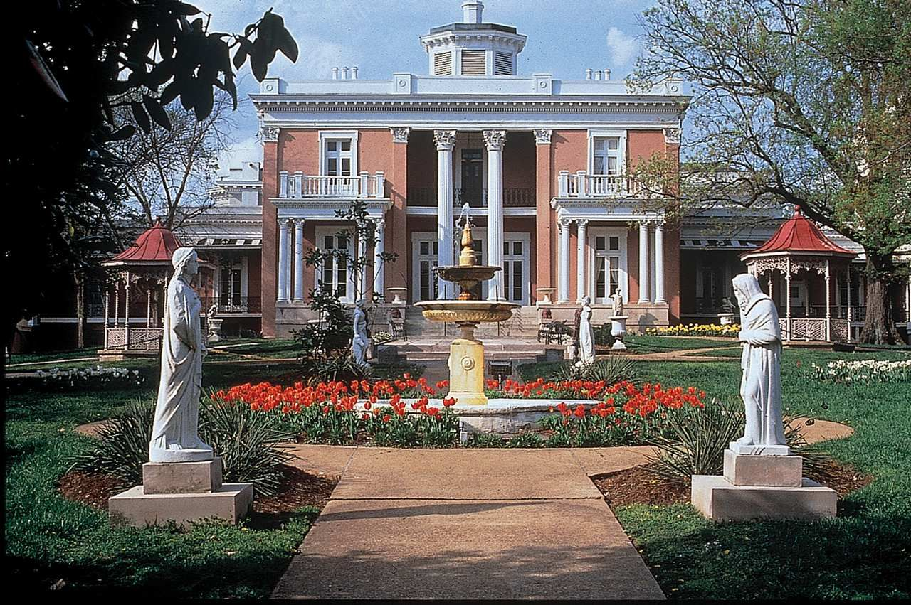 Tour the Historic Mansions