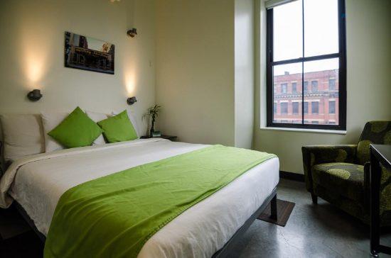 Hosteling International-Boston Hostel