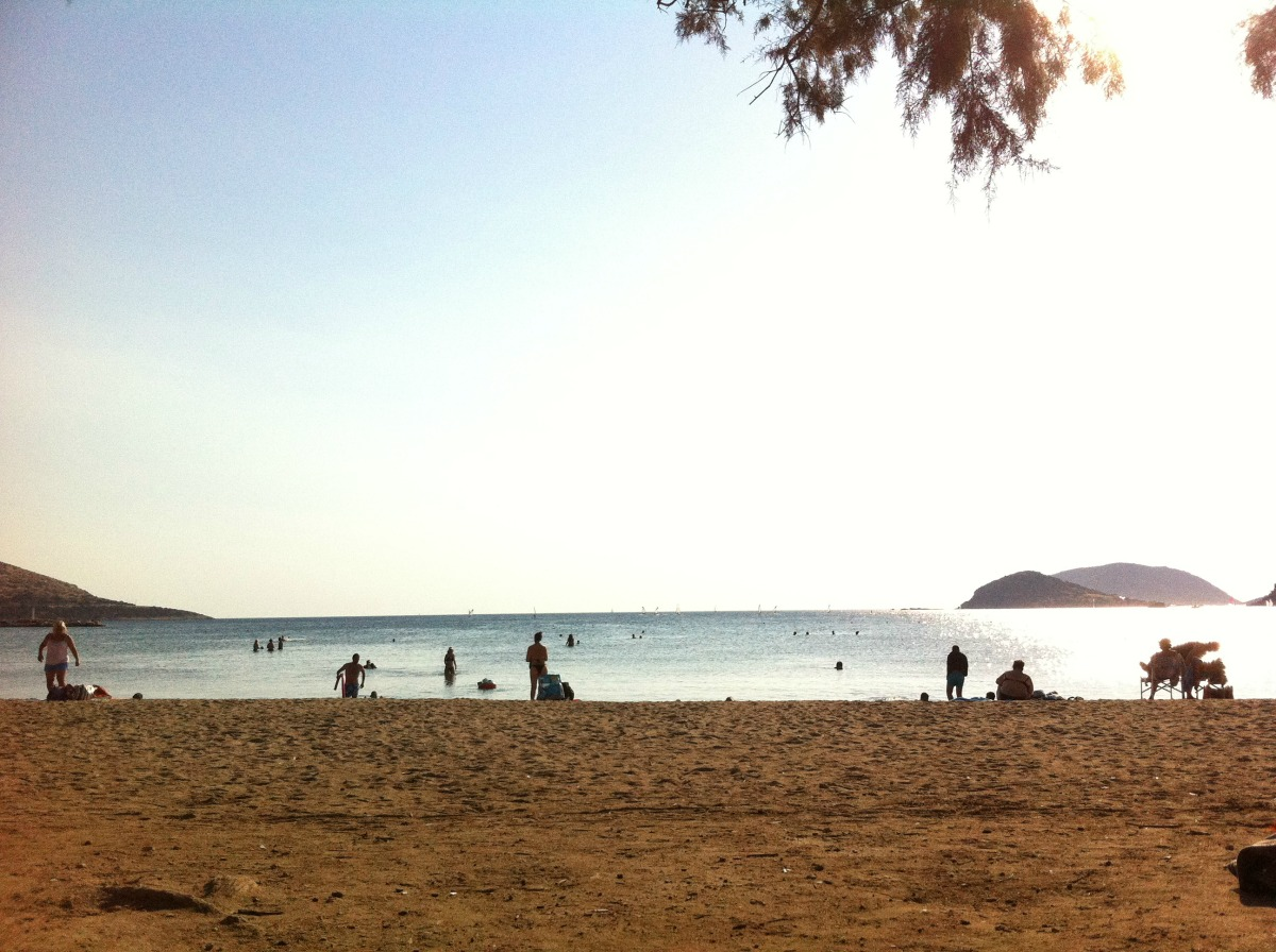Kick back and Relax at Edem Beach