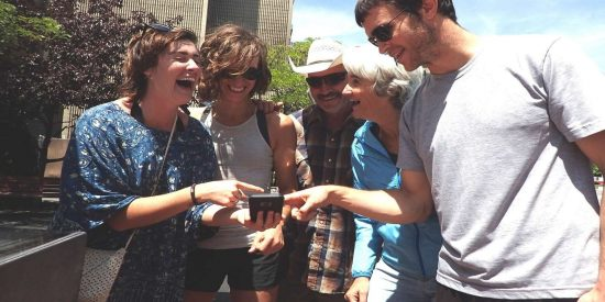 Learn Local Trivia on a Scavenger Hunt