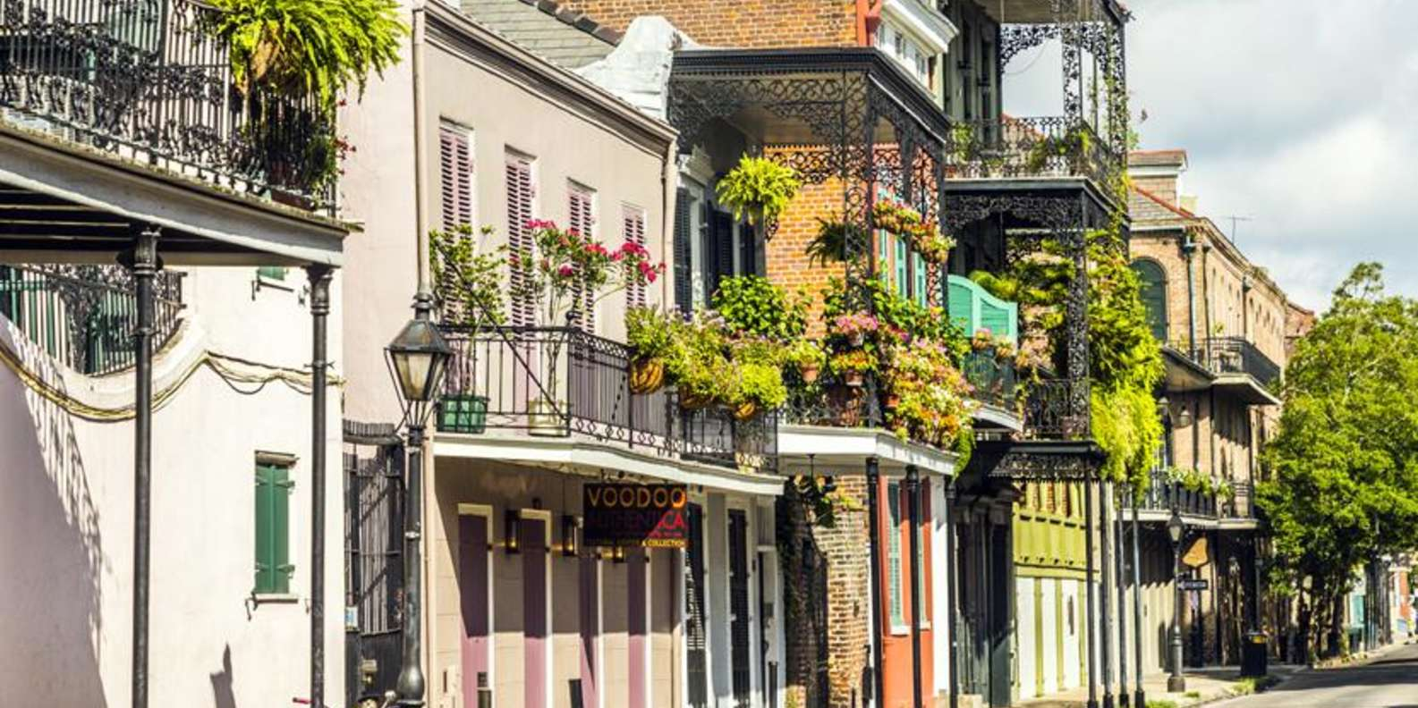 Learn about New Orleans on a Walking Tour