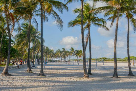 Miami weather in April