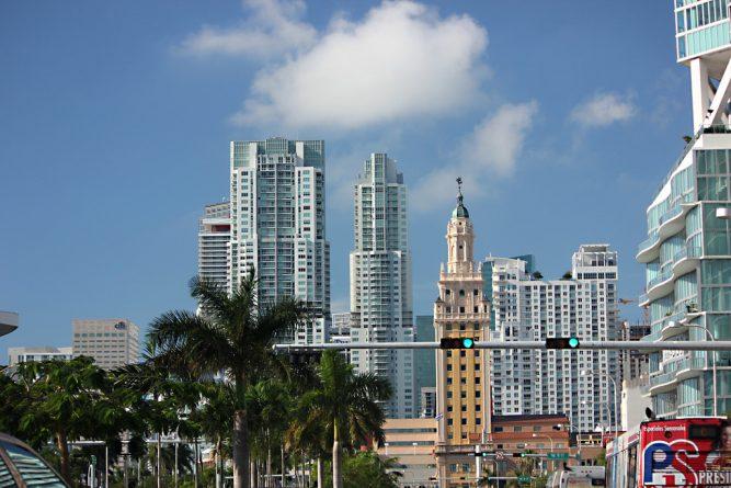 Miami weather in June